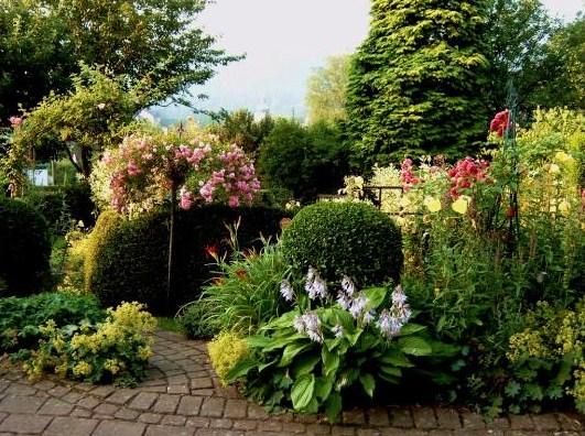 Английские сады история и